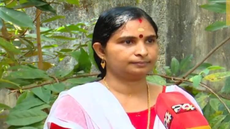 caste discrimination among BJP leaders; R. bindhu