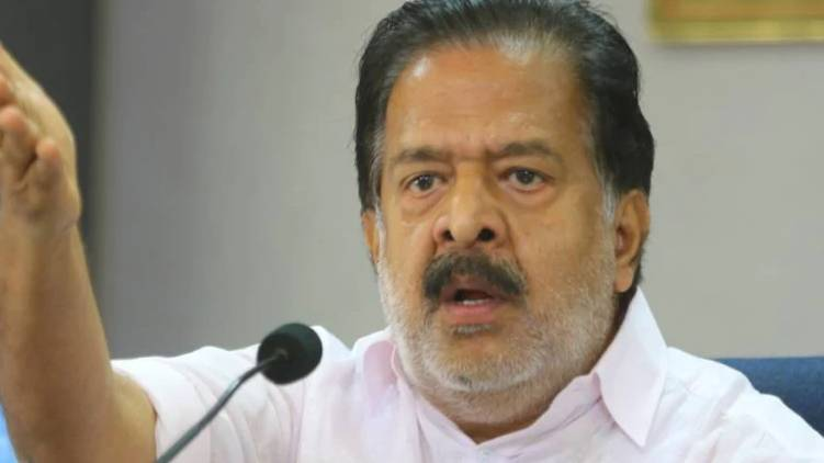Ramesh Chennithala against the CPIM and the government