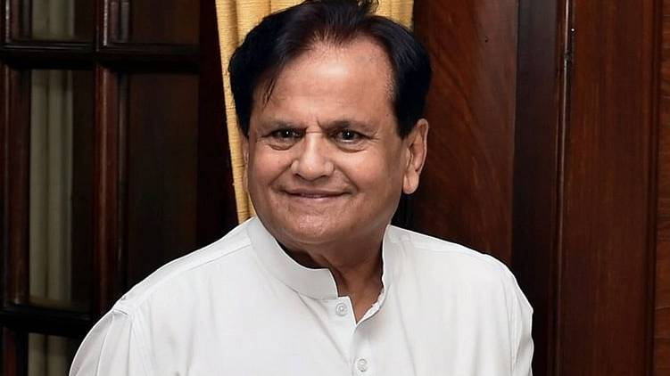 ahmed patel congress trustworthy member