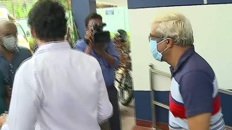 customs arrest m sivasankar