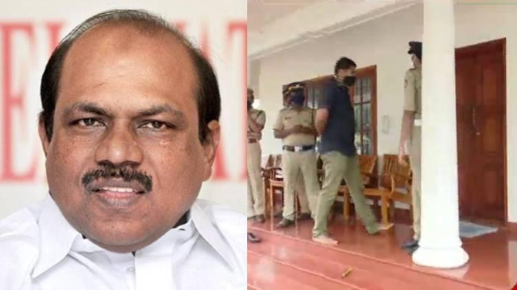 ibrahim kunju moves anticipatory bail