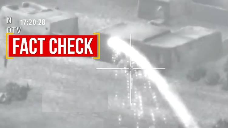india airstrike fake visual 24 fact check