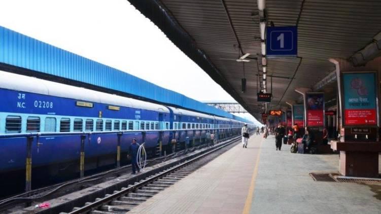 indian railway resume service
