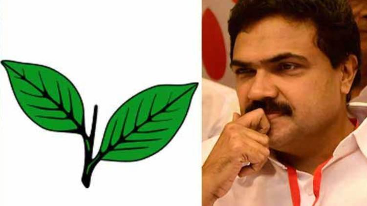 jose k mani gets two leaves symbol
