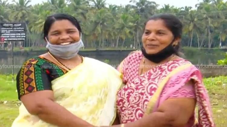 kalathur panchayath sisters contest election (1)