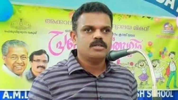 karat faisal wont be candidate in koduvally