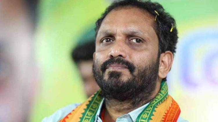 ldf tries to sabotage local body polls k surendran