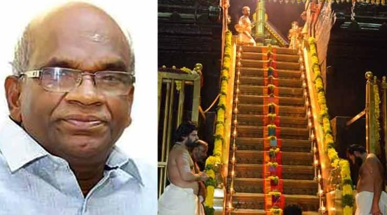 more devotees allow in sabarimala says n vasu