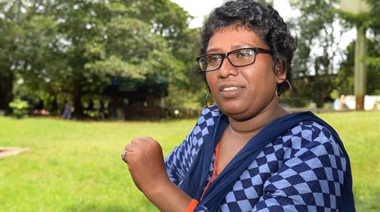 murder threat from sanghparivar says bindu ammini