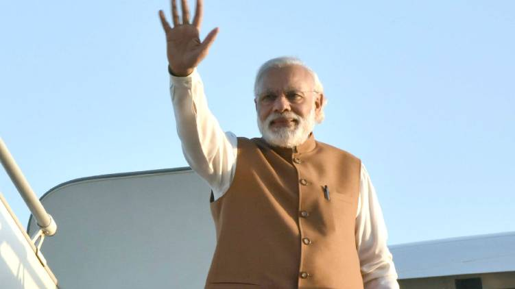narendra modi no foreign trip this year