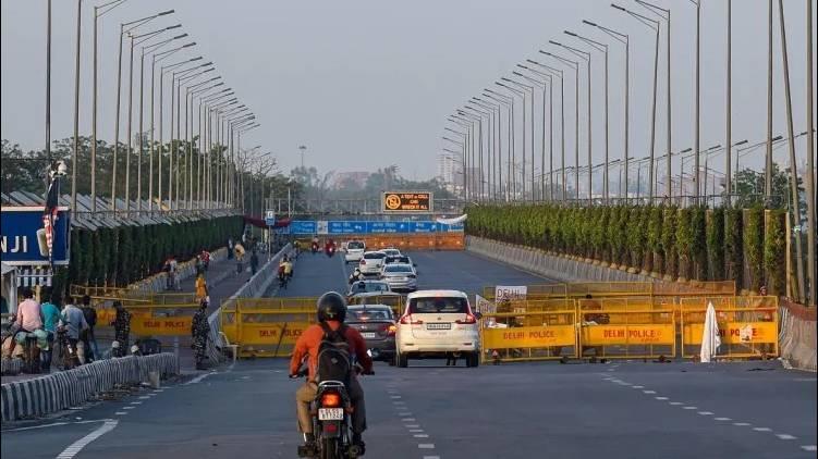 no lockdown in delhi