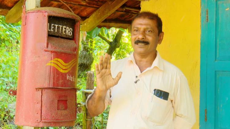 postman gets postbox as election symbol
