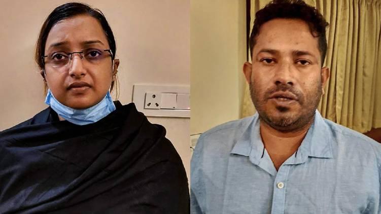 swapna sandeep plea against imposing cofeposa