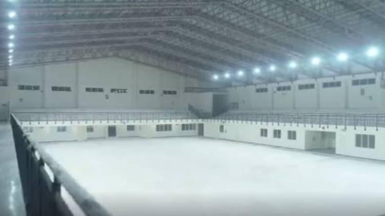 thrissur indoor stadium inauguration