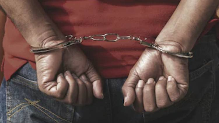 vv nagesh arrested