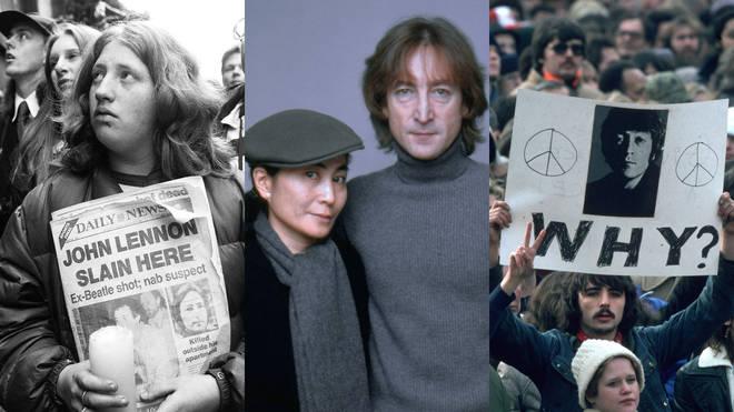 john lennon 40th death anniversary