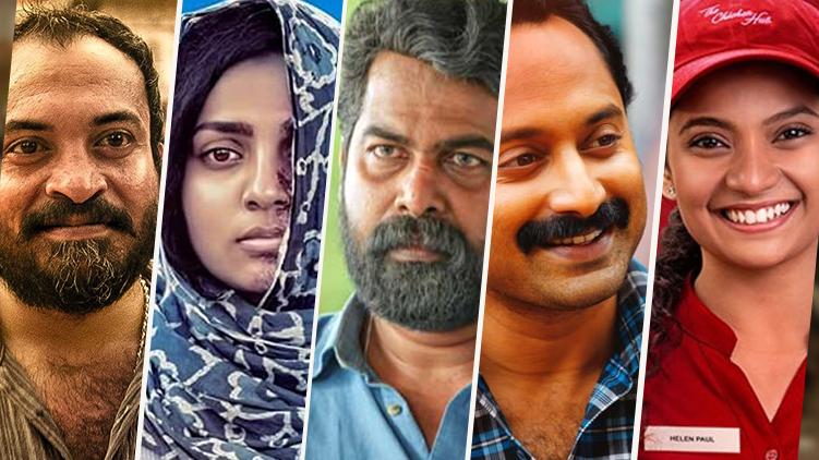 malayalam cinema ten characters of the decade