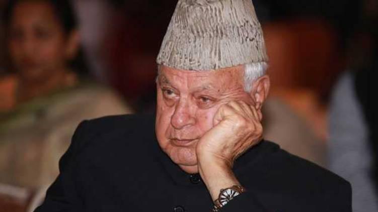 Farooq Abdullah Assets Worth 12 Crore Seized