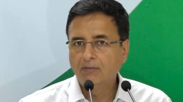 randeep singh surjeewala