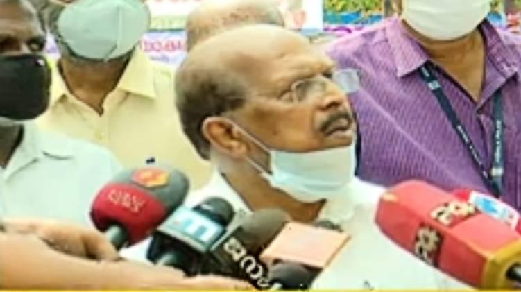 Complaints against G Sudhakaran flowed before CPI (M) two-member commission