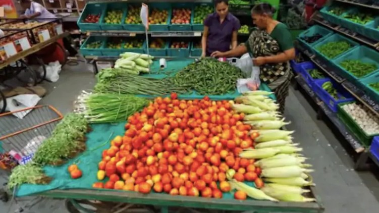 Farmers protest Vegetable prices