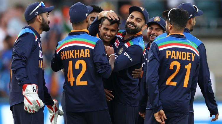 Natarajan India debut journey