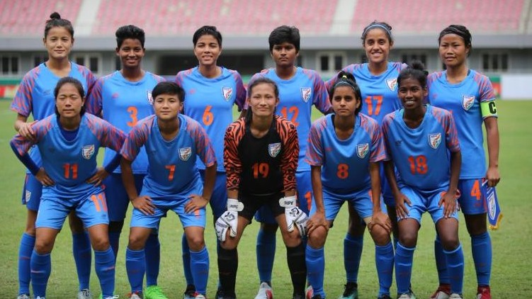 Indian womens football Fifa