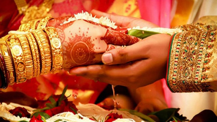 Police disrupt interfaith wedding