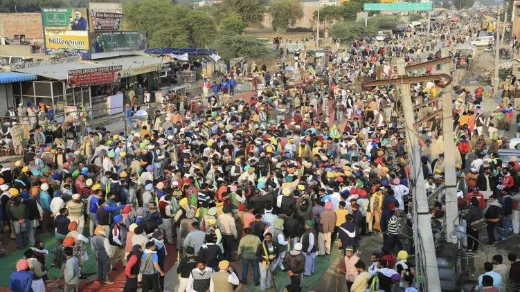 covid; Petition filed to end the farmers' strike