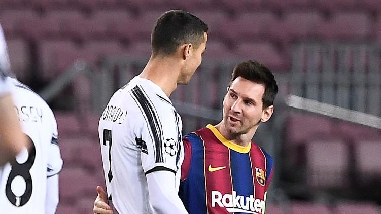 Lionel Messi rival Cristiano