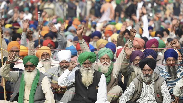 cabinet meet farmers strike