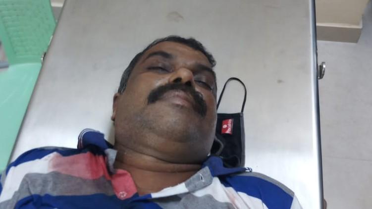 CPIM worker murderd hartal
