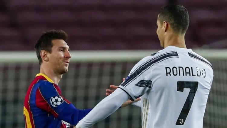 Juventus barcelona cristiano ronaldo