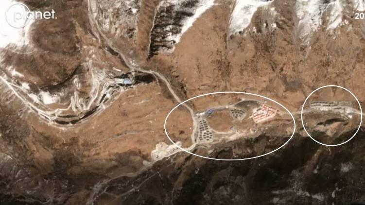 Chinese infiltration Arunachal border