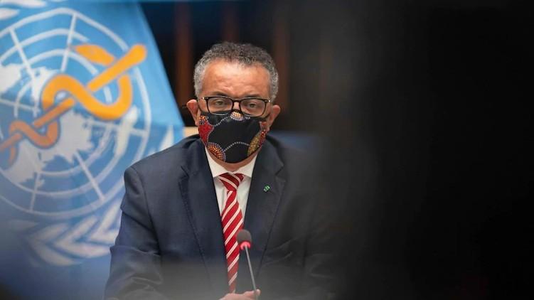 Coronavirus pandemic WHO chief