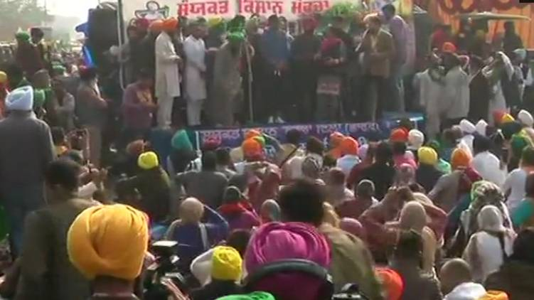 Farmers' strike; Farmers' organizations intensify pressure on central government
