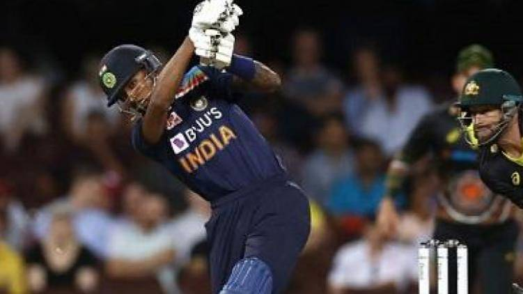 India win second T20 match by six wickets