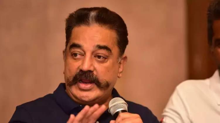 Kamal Haasan announces support for Bharat Bandh