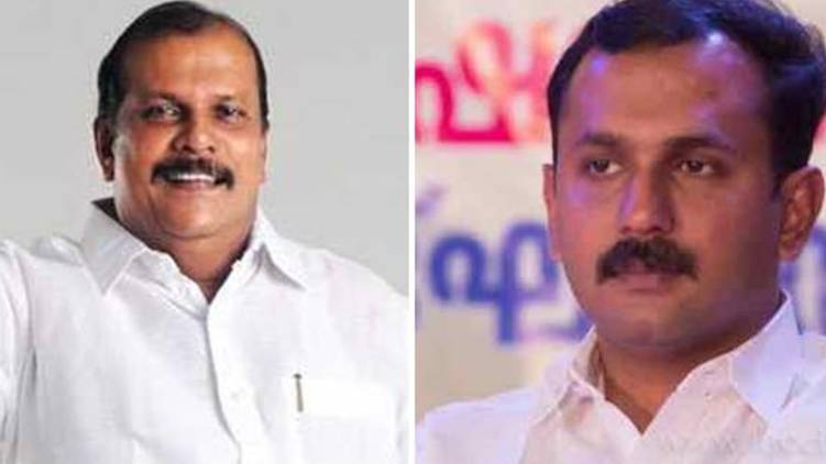 Shone George won the Kottayam District Panchayat
