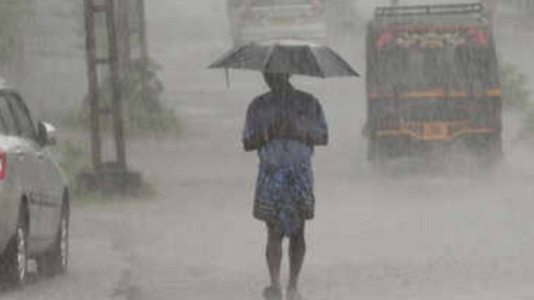Chance of heavy rain in the state; Yellow alert
