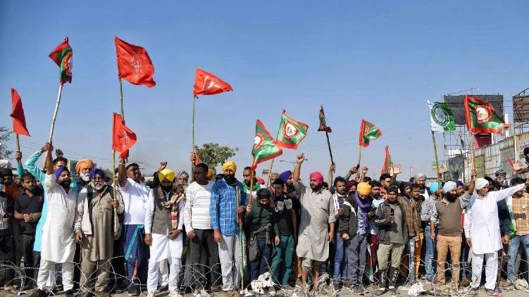 Farmers' organizations call for protest by pouring pots during PM's Mann Ki Baat