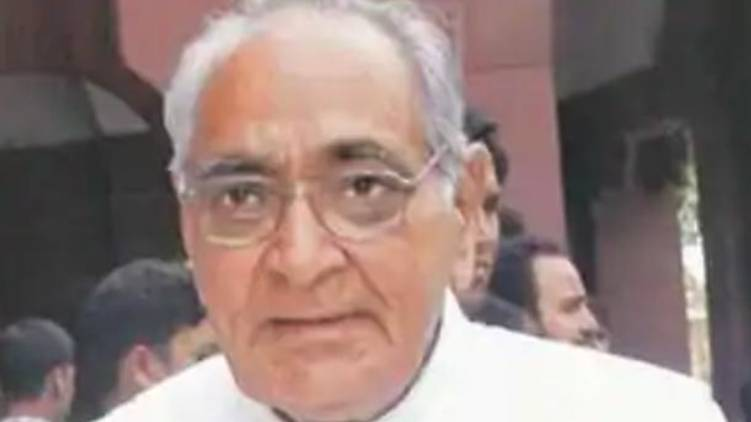 Senior Congress leader Motilal Vohra has passed away