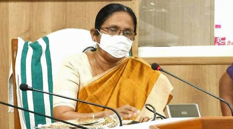 Christmas and New Year should be celebrated with great care; Minister KK Shailaja
