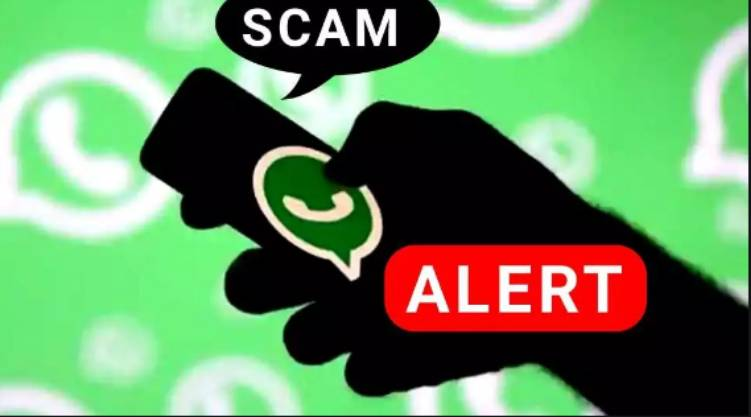 Work from home scams through WhatsApp