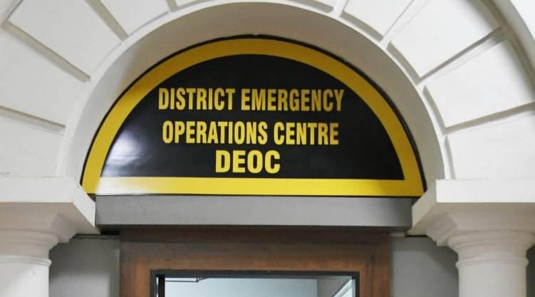 Kottayam Emergency Operations Center is ready
