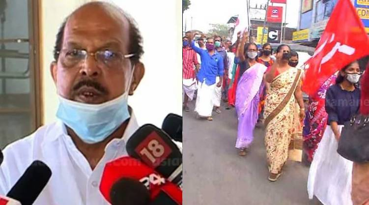 Alappuzha Municipal Corporation chairperson; dispute in the CPI M was resolved