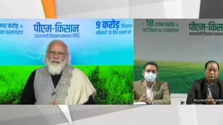 narendra modi talk farmers