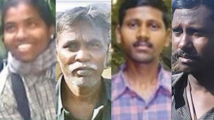 manjikkandi maoist encounter