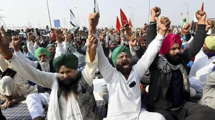 delhi chalo protest