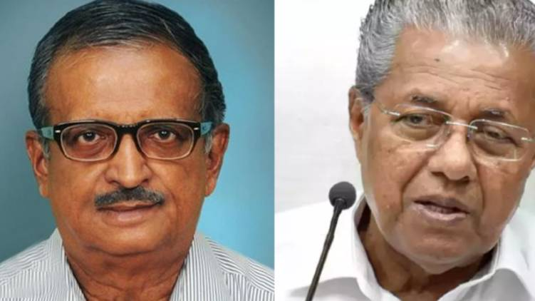 CM condoles on death of VSSC former director